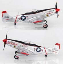 HobbyMaster P-51D Mustang Cpt J.W.Rogers 36thFBS/8thFBW Korean War  1/48 HM7736