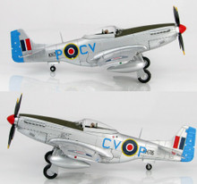 HobbyMaster P-51K Mustang IVa S/Ldr Murray Nash 3 Sqn RAAF 1945 - Ltd400  1/48 HM7737