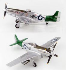 HobbyMaster P-51D Mustang Capt Abner.M.Aust 457FS/506FG 7AF- Ltd200  1/48 HM7743B