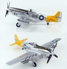HobbyMaster P-51D Mustang 'Hon Mistake'stLt William.G.Ebersol 462FS/506FG 7AF Ltd200 1/48 HM7744B