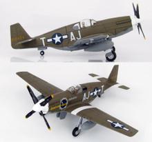 """HobbyMaster P-51B Mustang """"Short-Fuse Sallee"""" 356FS 354FG 9AF - Ltd400 1/48 HM8509"""
