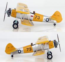 HobbyMaster Boeing N2S-3 Stearman US Navy  circa 1944 -  Ltd400  1/48 HM8109