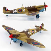 HobbyMaster Spitfire Vb Trop 417 Sqn RAF Tunisia 1943 - Ltd600 03/19 1/48 HM7851