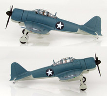 "HobbyMaster A6M2 Zero  ""Captured Zero""US Navy, Sept 1942 1/48 HM8804"