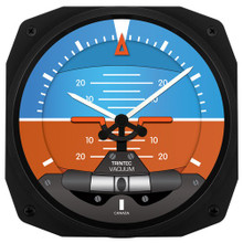 Trintec Artificial Horizon Wall clock 25x25cm TC3063