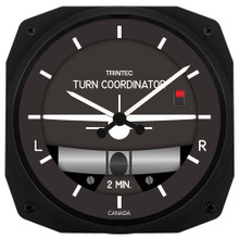 Trintec Turn & Bank Wall clock 25x25cm TC3066