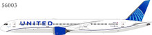NG Models United Airlines Boeing 787-10 Dreamliner N12010 <2019s new livery> 1/400 NG56003