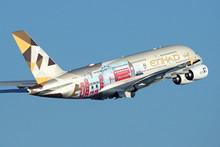Phoenix Etihad Airways Airbus A380 'Choose the UK' A6-APC 1/400