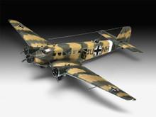 Revell Junkers Ju 52/3m Transport (1:48 Scale) RL03918