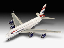 Revell A380-800 British Airways (1:144 Scale) RL03922