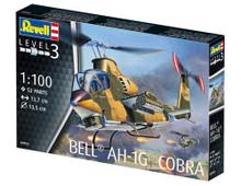 Revell Bell AH-1G Cobra (1:100 Scale) RL04954