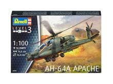Revell AH-64A Apache (1:100 Scale) RL04985