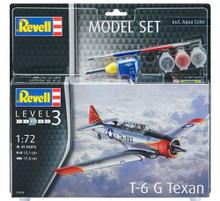 Revell Model Set - T6 G Texan (1:72 Scale) RL63924