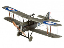 Revell Model Set British Legends S.E. 5a (1:48 Scale) RL63907