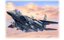 Revell Model Set - F-15E Strike Eagle & Bombs (1:144 Scale)  RL63972