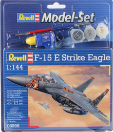 Revell Model Set - F-15E Eagle (1:144 Scale) RL63996
