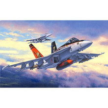 Revell Model Set - F/A-18E Super Hornet (1:144 Scale) RL63997