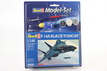 Revell Model Set - F-14A Black Tomcat (1:144 Scale) RL64029
