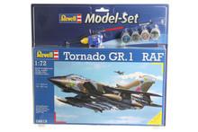 Revell Model Set - Tornado GR.1 RAF (1:72 Scale) RL64619