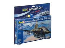 Revell Model Set - Mirage 2000D (1:72 Scale) RL64893