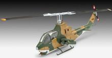 Revell Model Set - Bell AH-1G Cobra (1:100 Scale) RL64954