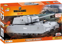 Cobi Panzer VIII Maus World of Tanks 890 Building Blocks