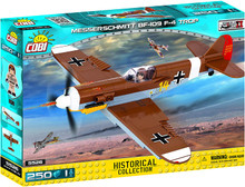 Cobi Small Army Messerschmitt Bf 109 F-4 Trop 250 Building Blocks