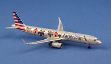 Aeroclassics American Airbus A321 N162AA (fight Cancer) 1/400