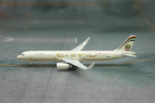 Phoenix Etihad Airways Airbus A321 'Sharklets' 1/400