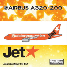 Phoenix Jetstar Airways Airbus A320 '10th Anniversary' 1/400