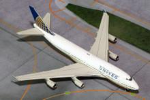 GeminiJets United Airlines Boeing 747-400 1/400
