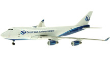 Apollo 400 Great Wall Airlines Boeing 747-412 1/400