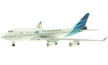 Apollo 400 Garuda Indonesia Boeing 747-4U3 1/400