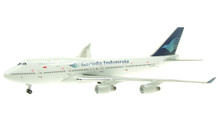 Apollo 400 Garuda Indonesia Boeing 747-4U3 Old Livery 1/400