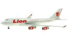 Apollo 400 Lion Airlines Boeing 747-412 1/400