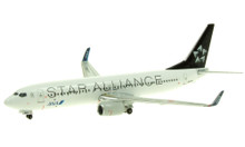 Apollo 400 ANA Boeing 737-886 'Star Alliance' 1/400