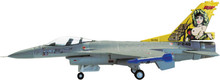"Hogan F-16A Blk 15 Royal Netherlands Air Force 323rd Squadron J-248 ""Dirty Diana"" 1/200"