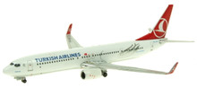 Apollo 400 Turkish Airlines Boeing 737-9F2/ER Diecast 1/400