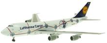 Apollo 400 Lufthansa Cargo Boeing 747-341/ER Diecast 1/400