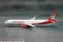 Phoenix Air Berlin Airbus A321 'Sharklets' 1/400