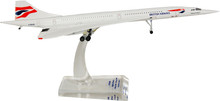 Hogan British Airways Concorde (Union Tail) G-BOAG 1/200