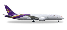 Herpa Thai Airways Boeing 787-8 Dreamliner 1/200