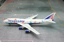 Phoenix Transaero Boeing 747-400 'Flight of Hope' 1/400