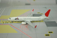 Phoenix JAL Japan Airlines Boeing 737-800 'Winglets' 1/400