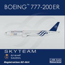 Phoenix Saudi Boeing 777-200ER 'Skyteam' 1/400