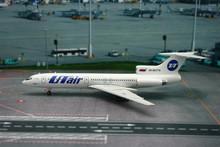 Phoenix UTAir Tupolev TU-154M 1/200