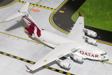 GeminiJets Qatar Air Force C-17 Globemaster 1/200