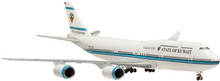 Hogan State of Kuwait Boeing 747-8 1/500
