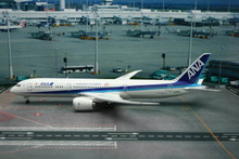 "Phoenix ANA All Nippon Airways Boeing 787-9 ""Tomo Dachi"" 1/200"
