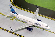 GeminiJets JetBlue Airbus A320 1/200